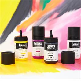 Liquitex Professional Acrylic Gouache Paint 59ml Bottles Thumbnail Image 6