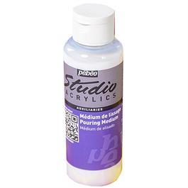 Pebeo Studio Acrylic Pouring Medium 250ml thumbnail