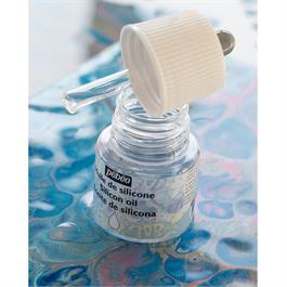 Pebeo Silicone Oil Medium 45ml Thumbnail Image 1