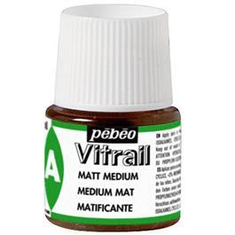 Pebeo Vitrail 45ml Matt Medium thumbnail
