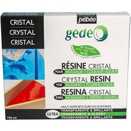 Pebeo Bio-Based Crystal Resin 750ml thumbnail