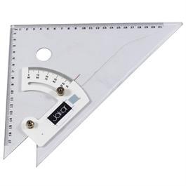 """Jakar Adjustable Set Square 250mm (10"""") thumbnail"""
