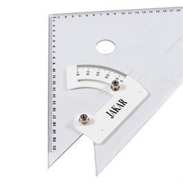 Jakar Adjustable Set Square 300mm (12