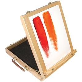 Daler Rowney Graduate Oil Easel Box Set Thumbnail Image 2