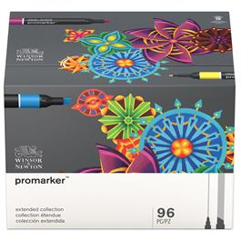 Winsor & Newton ProMarker Extended Collection Set Of 96 Thumbnail Image 4