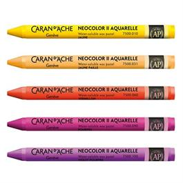 Caran d'Ache Neocolor II Water-Soluble Wax Pastel - Individual Colours thumbnail