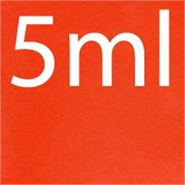 5ml - Daniel Smith Watercolour Organic Vermilion S2 thumbnail
