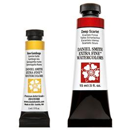 Daniel Smith Extra Fine Watercolour Tubes 5ml & 15ml thumbnail