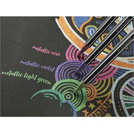 STABILO Pen 68 Metallic Pens Single Colours Thumbnail Image 2