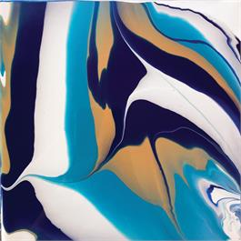 Pebeo Pouring Acrylic Discovery Kit 4 x 59ml & Silicone Oil Thumbnail Image 3