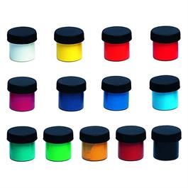 Giotto Poster Paint Set 13 x 18ml Pots Thumbnail Image 1