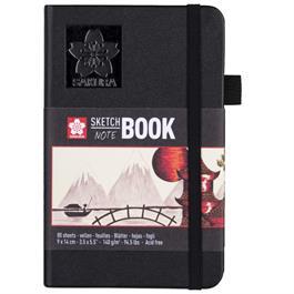 Sakura Sketchbook Ivory White Paper 9x14cm thumbnail