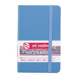 Sketchbook 9x14cm Lake Blue thumbnail