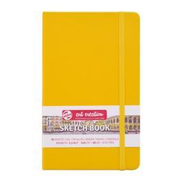 Sketchbook Golden Yellow 13x21cm thumbnail