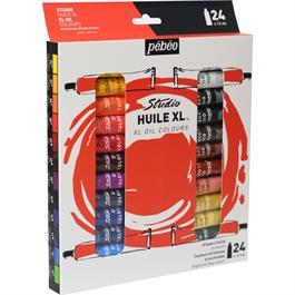 Pebeo Studio XL Oil Set of 24x12ml thumbnail