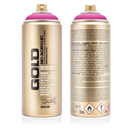 Montan Gold Spray Paint 400ml thumbnail