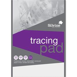 Silvine Professional Tracing Pads 90gsm thumbnail