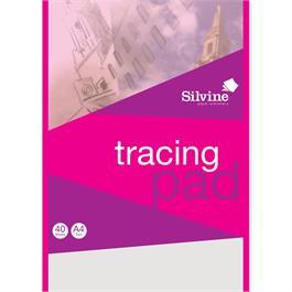 Silvine Tracing Pads 63gsm thumbnail