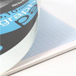Silvine Professional Graph Pads 1, 5 & 10mm Grid Thumbnail Image 3