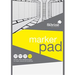 Silvine Professional Bleedproof Marker Pads 70gsm thumbnail