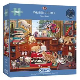 Writer's Block Jigsaw 1000pc Thumbnail Image 0