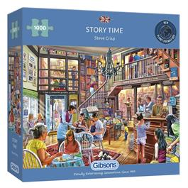 Story Time Jigsaw 1000pc thumbnail