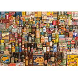 The Brands that Built Britain Jigsaw 1000 Pieces Thumbnail Image 1
