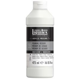 Liquitex Iridescent Pouring Medium 473ml thumbnail