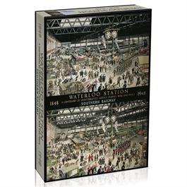 Waterloo Station Jigsaw 1000pc Thumbnail Image 0