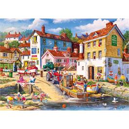 The Four Bells Jigsaw 1000pc Thumbnail Image 1