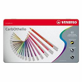 STABILO CarbOthello Pencils Tin of 60 thumbnail
