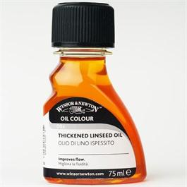 Winsor & Newton Thickened Linseed Oil 75ml thumbnail