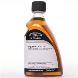 Winsor & Newton Liquin Light Gel Medium 500ml thumbnail