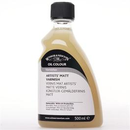Winsor & Newton Artists' Matt Varnish 500ml thumbnail