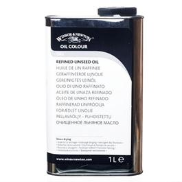 Winsor & Newton Refined Linseed Oil 1 Litre thumbnail