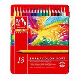 Supracolor Soft Tin of 18 Pencils thumbnail