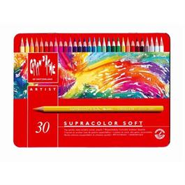 Supracolor Soft Tin of 30 Pencils thumbnail
