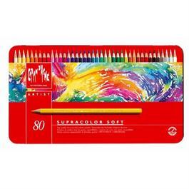 Supracolor Soft Tin of 80 Pencils thumbnail
