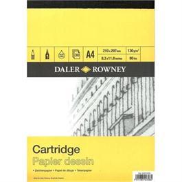 Daler Rowney Smooth Cartridge Pad A1 thumbnail