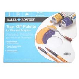 Daler Rowney Tear-Off Palette A4 thumbnail