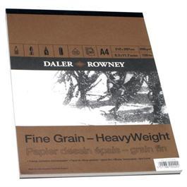 Daler Rowney Fine Grain Heavyweight Pad A4 thumbnail