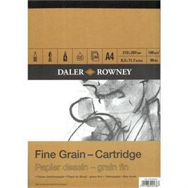 Daler Rowney Fine Grain Cartridge Pad A4 thumbnail