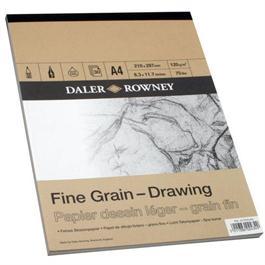 Daler Rowney Fine Grain Drawing Pad A2 thumbnail