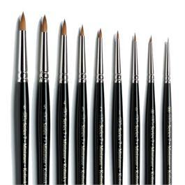 Series 7 Kolinsky Sable Miniature Brushes thumbnail