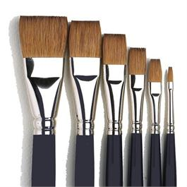 Winsor & Newton Artists' Water Colour Sable Brush - One Stroke Thumbnail Image 0