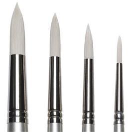 Winsor & Newton Artisan Brushes - Round Thumbnail Image 0