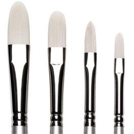 Winsor & Newton Artisan Brushes - Filbert Thumbnail Image 0