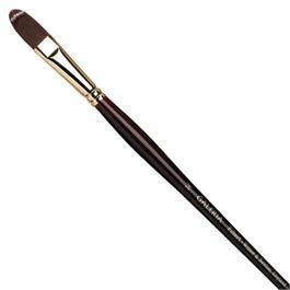 Galeria Long Handled Brushes - Filbert Thumbnail Image 1