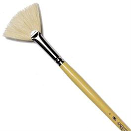 Winsor & Newton Artists' Hog Brush Fan Thumbnail Image 1
