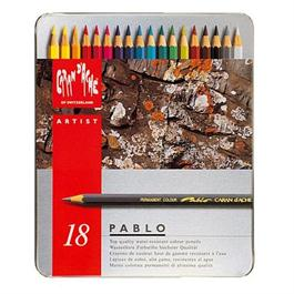 Pablo Tin of 18 Pencils thumbnail